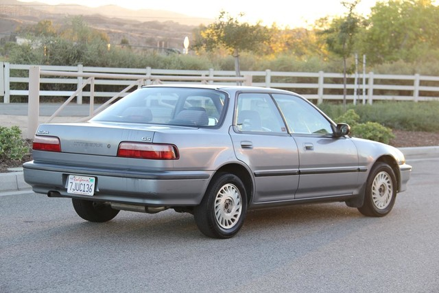 1990 Acura Integra GS Santa Clarita, CA 6