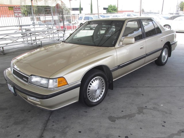 1990 Acura Legend L wLeather Please call or e-mail to check availability All of our vehicles a