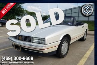 1990 Cadillac Allante Convertible in Garland
