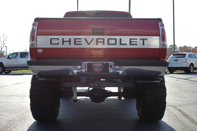 1990 Chevrolet 1500 Pickups LIFTED-5-SPD-4X4-350SBC! Mooresville , NC 5
