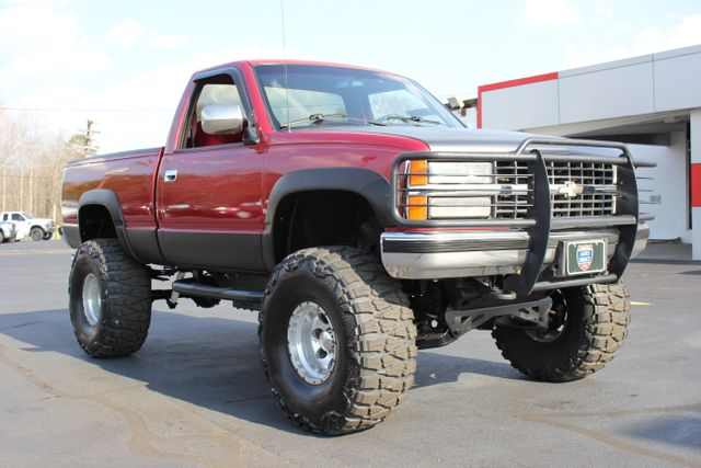 1990 Chevrolet 1500 Pickups LIFTED-5-SPD-4X4-350SBC! Mooresville , NC 2
