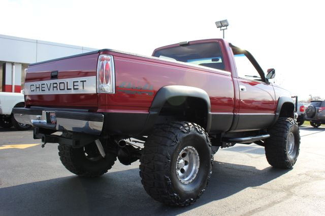 1990 Chevrolet 1500 Pickups LIFTED-5-SPD-4X4-350SBC! Mooresville , NC 4
