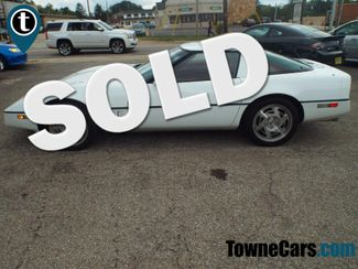 1990 Chevrolet Corvette  | Medina, OH | Towne Auto Sales in ohio OH