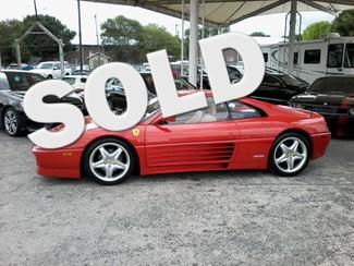1990 Ferrari 348 TS  TARGA San Antonio, Texas