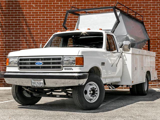 1990 Ford F450 F Super Duty Dually Burbank, CA 1