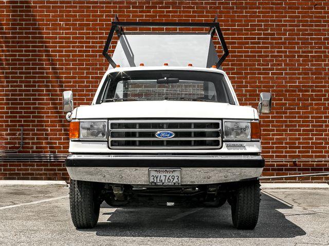 1990 Ford F450 F Super Duty Dually Burbank, CA 3