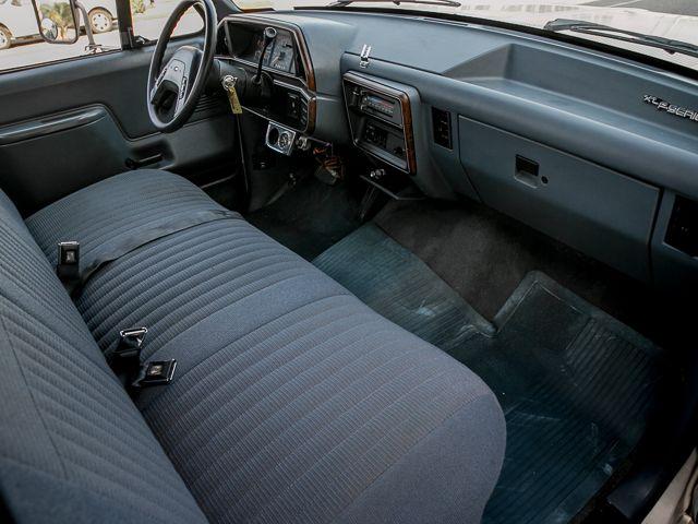 1990 Ford F450 F Super Duty Dually Burbank, CA 11
