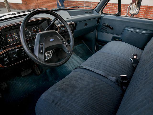 1990 Ford F450 F Super Duty Dually Burbank, CA 8