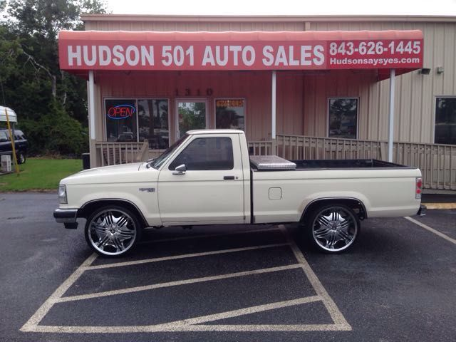 1990 Ford Ranger Reg. Cab Short Bed 2WD | Myrtle Beach, South Carolina | Hudson Auto Sales in Myrtle Beach South Carolina