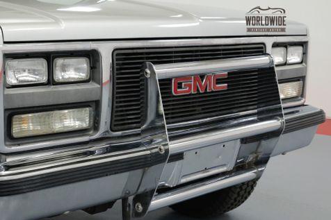 1990 GMC JIMMY REBUILT V8 W/ 2K MILES. DRY NM TRUCK. 4X4.   Denver, CO   Worldwide Vintage Autos in Denver, CO