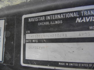 1990 International 4900 Ravenna, MI 1