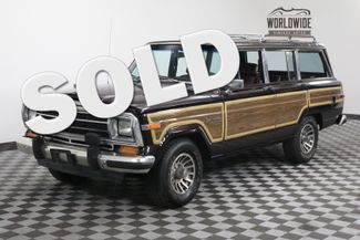 1990 Jeep GRAND WAGONEER in Denver CO