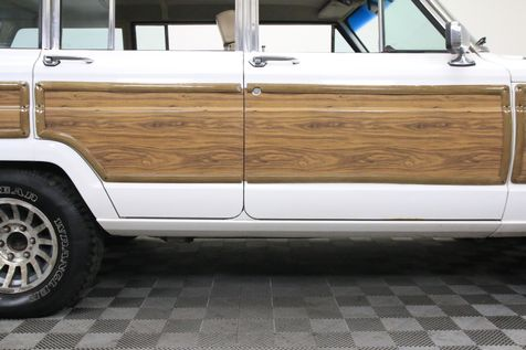1990 Jeep GRAND WAGONEER RARE BRIGHT WHITE 4X4 LUGGAGE RACK | Denver, CO | WORLDWIDE VINTAGE AUTOS in Denver, CO
