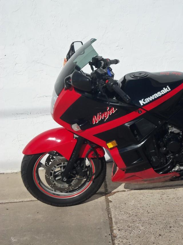 1990 Kawasaki Ninja Daytona Beach, FL 8