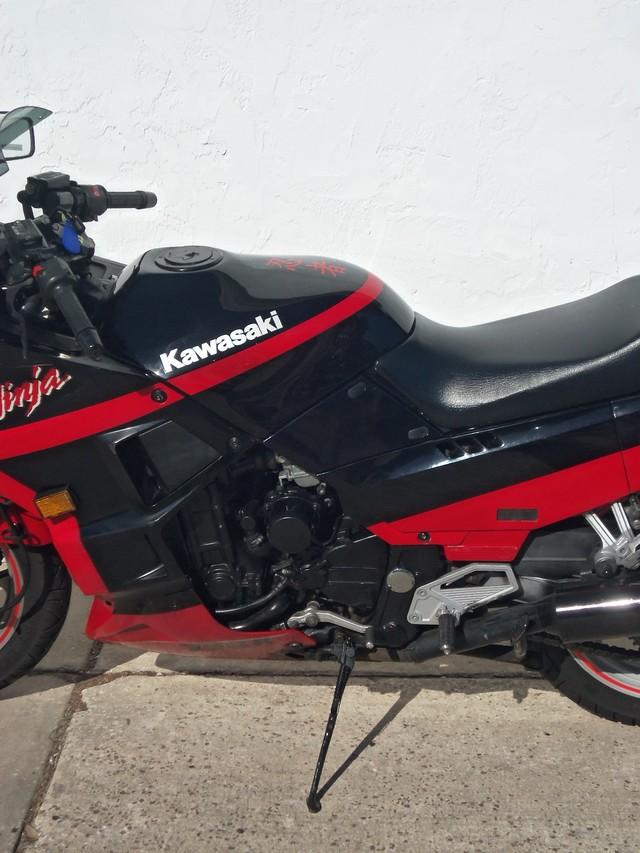 1990 Kawasaki Ninja Daytona Beach, FL 9