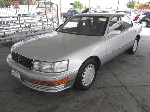 1990 Lexus LS 400 Please call or e-mail to check availability All of our vehicles are available