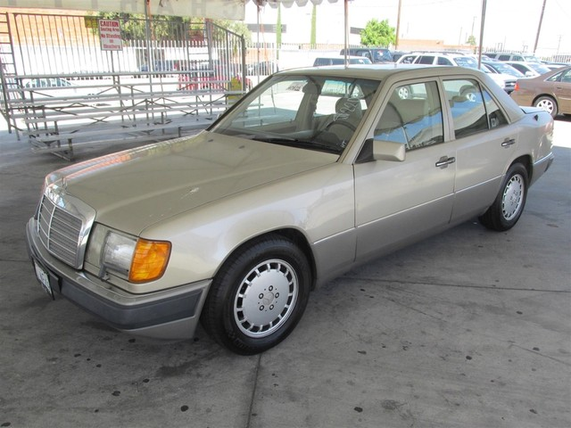 1990 Mercedes 300 Series 300E Please call or e-mail to check availability All of our vehicles a