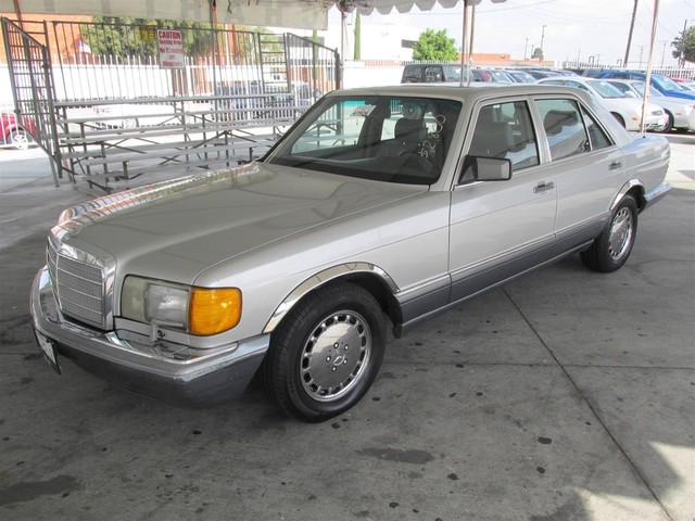 1990 Mercedes 300 Series 300SE Please call or e-mail to check availability All of our vehicles