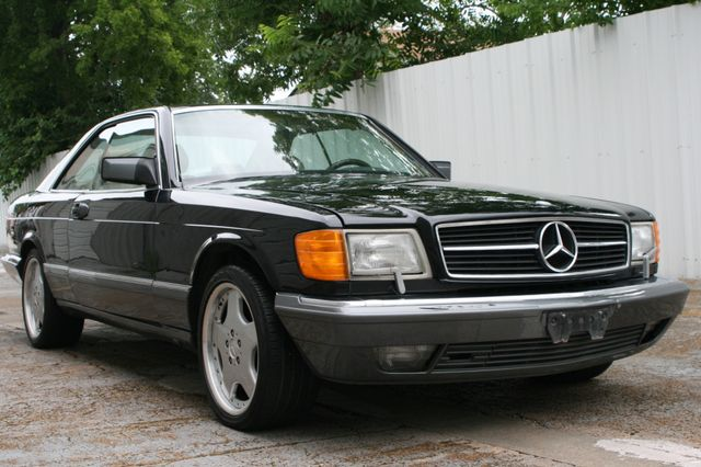 1990 Mercedes-Benz 560 Series 560SEC Houston, Texas 1