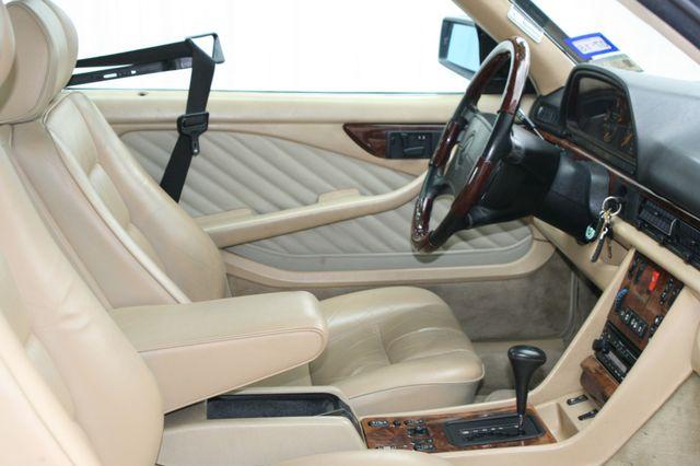 1990 Mercedes-Benz 560 Series 560SEC Houston, Texas 12