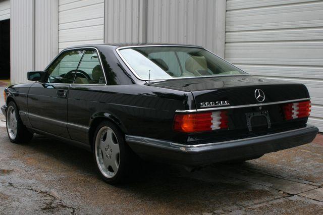 1990 Mercedes-Benz 560 Series 560SEC Houston, Texas 4