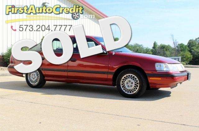 1990 Mercury Sable GS | Jackson , MO | First Auto Credit in Jackson  MO