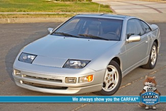 1990 Nissan 300ZX COUPE ONLY 82K ORIGINAL MLS MANUAL LEATHER SERVICE RECORDS Woodland Hills, CA