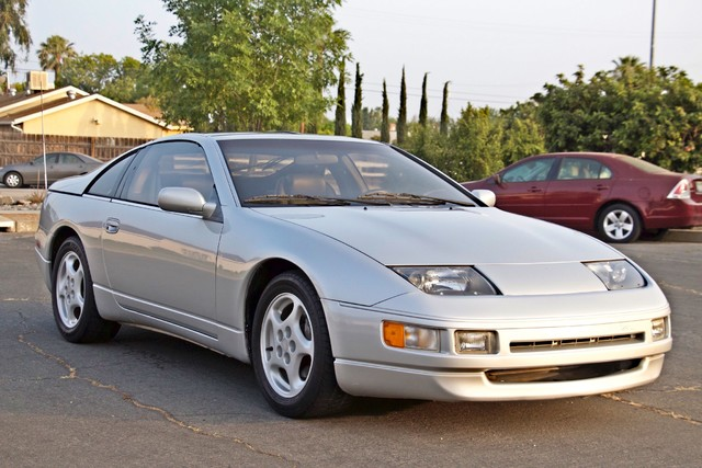 1990 Nissan 300ZX COUPE ONLY 82K ORIGINAL MLS MANUAL LEATHER SERVICE RECORDS Woodland Hills, CA 12