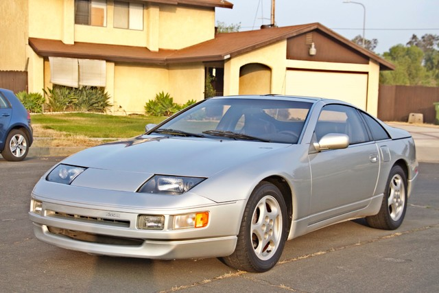 1990 Nissan 300ZX COUPE ONLY 82K ORIGINAL MLS MANUAL LEATHER SERVICE RECORDS Woodland Hills, CA 13