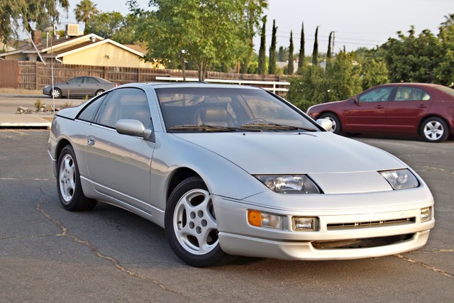 1990 Nissan 300ZX COUPE ONLY 82K ORIGINAL MLS MANUAL LEATHER SERVICE RECORDS Woodland Hills, CA 10