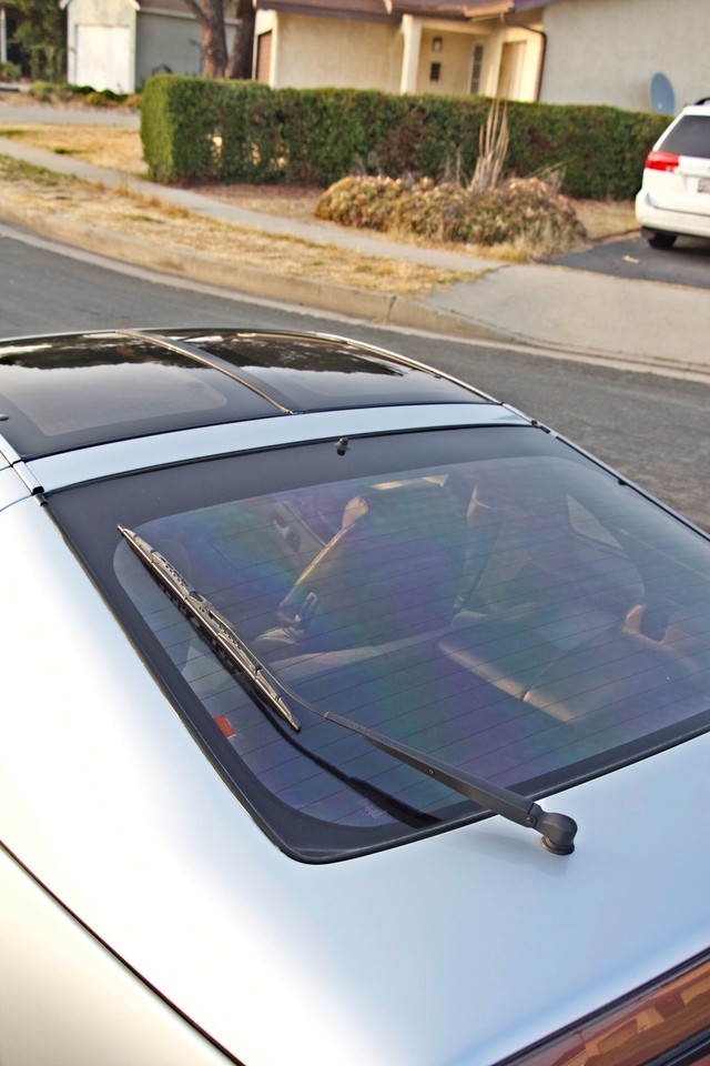 1990 Nissan 300ZX COUPE ONLY 82K ORIGINAL MLS MANUAL LEATHER SERVICE RECORDS Woodland Hills, CA 16