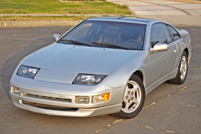 1990 Nissan 300ZX COUPE ONLY 82K ORIGINAL MLS MANUAL LEATHER SERVICE RECORDS Woodland Hills, CA 2