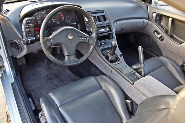 1990 Nissan 300ZX COUPE ONLY 82K ORIGINAL MLS MANUAL LEATHER SERVICE RECORDS Woodland Hills, CA 23