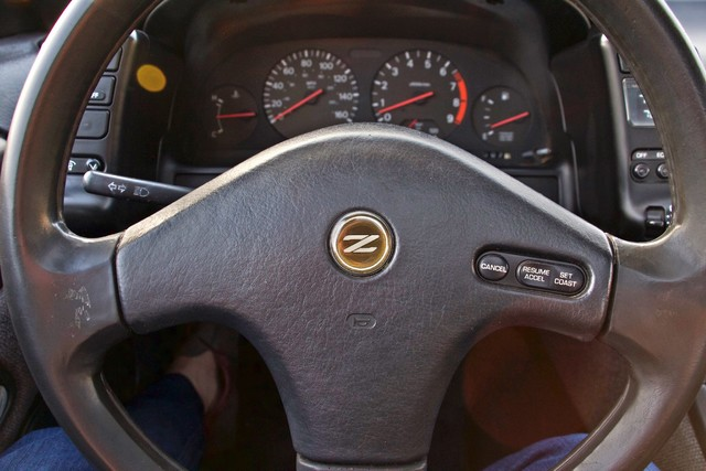 1990 Nissan 300ZX COUPE ONLY 82K ORIGINAL MLS MANUAL LEATHER SERVICE RECORDS Woodland Hills, CA 24