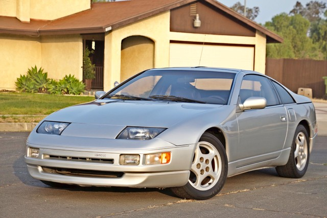 1990 Nissan 300ZX COUPE ONLY 82K ORIGINAL MLS MANUAL LEATHER SERVICE RECORDS Woodland Hills, CA 3