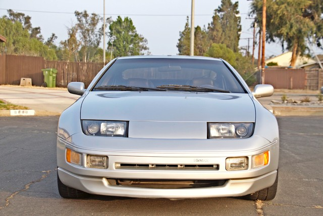 1990 Nissan 300ZX COUPE ONLY 82K ORIGINAL MLS MANUAL LEATHER SERVICE RECORDS Woodland Hills, CA 11
