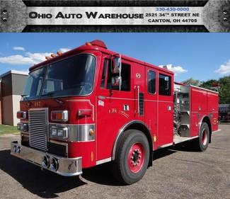 1990 Pierce Mfg. Inc.  Lance FIRE TRUCK Detroit Diesel Pumper Truck in  Ohio