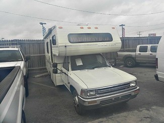 1990 Toyota Commercial Chassis-Cabs Camper in New Braunfels