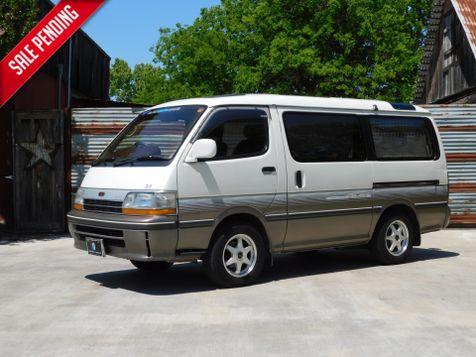 1990 Toyota Hiace Wagon Super Custom Limited in Wylie, TX