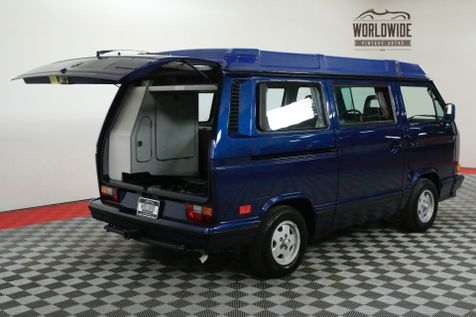 1990 Volkswagen VANAGON WEEKENDER WESTFALIA VERY RARE LOW MILES | Denver, CO | Worldwide Vintage Autos in Denver, CO