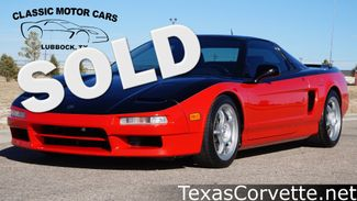 1991 Acura NSX in Lubbock Texas