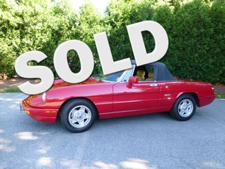 1991 Alfa Romeo Spider in Lawrence, MA
