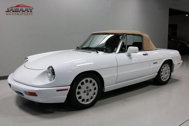 1991 Alfa Romeo Spider Veloce Merrillville, Indiana 22