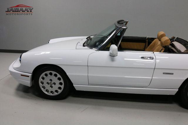 1991 Alfa Romeo Spider Veloce Merrillville, Indiana 29