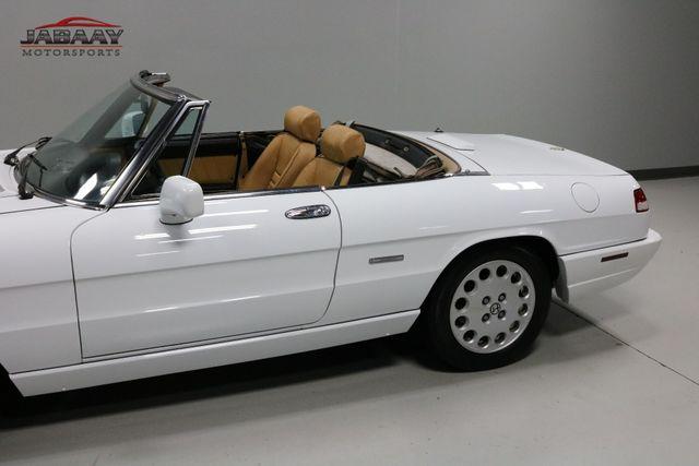 1991 Alfa Romeo Spider Veloce Merrillville, Indiana 30