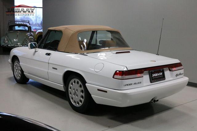1991 Alfa Romeo Spider Veloce Merrillville, Indiana 24
