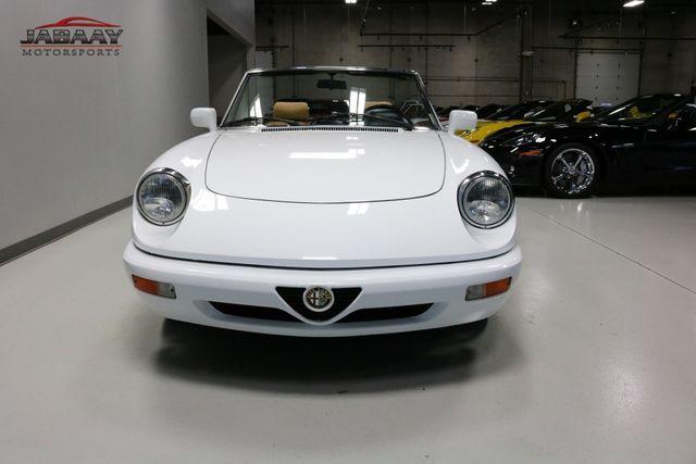 1991 Alfa Romeo Spider Veloce Merrillville, Indiana 7