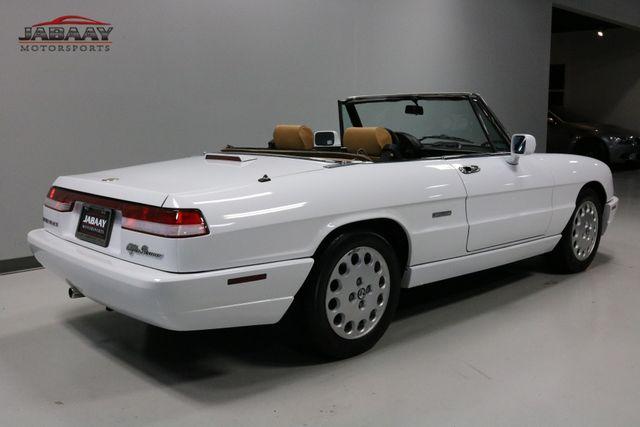 1991 Alfa Romeo Spider Veloce Merrillville, Indiana 4