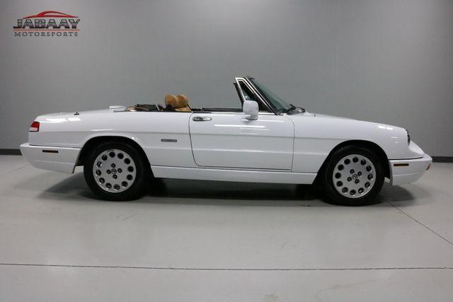 1991 Alfa Romeo Spider Veloce Merrillville, Indiana 5