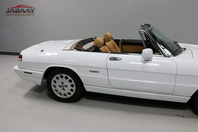 1991 Alfa Romeo Spider Veloce Merrillville, Indiana 35